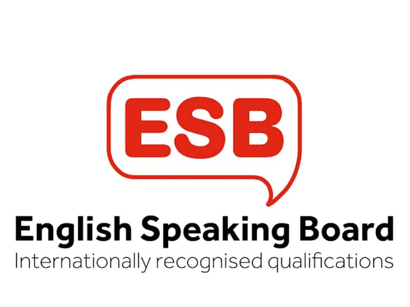 esb english speaking board